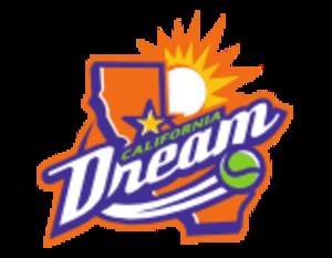 California Dream (tennis) - Image: California Dream 2015 logo