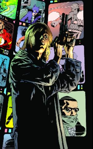 Chase (comics) - Image: Cameron Chase