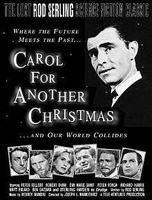 The Man Who Invented Christmas Dvd.A Carol For Another Christmas Wikipedia