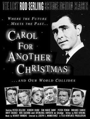 A Carol for Another Christmas - Image: Carol for Another Christmas