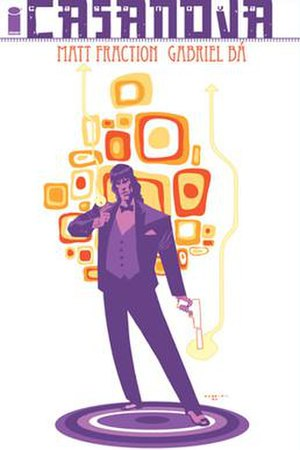 Casanova (comics) - Image: Casanova (comic book) issue 1