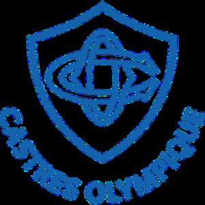 Castres Olympique - Image: Castres olympique badge