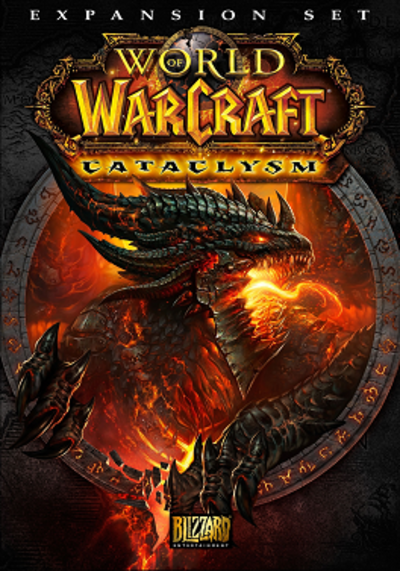 Picture of a game: World Of Warcraft: Cataclysm