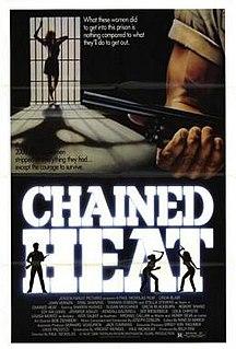 <i>Chained Heat</i> 1983 film by Paul Nicholas