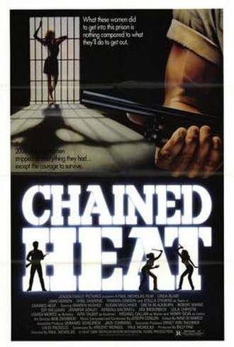 Chained Heat - Chained Heat poster