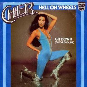 Hell on Wheels (song) - Image: Cher Hell on Wheels