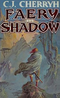 <i>Faery in Shadow</i> 1993 novel by C. J. Cherryh