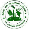 Official seal of Clinton County