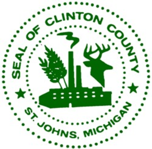 Clinton County, Michigan - Image: Clinton seal