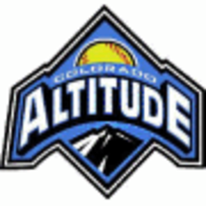 Colorado Altitude (2004 NPF team) - Image: Colorado Altitude NPF logo
