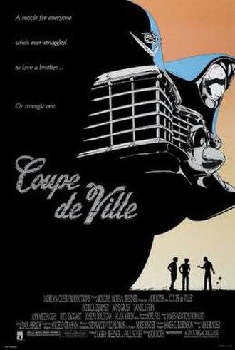 Coupe de Ville (film) - Film poster