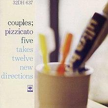 Resultado de imagen para pizzicato five couples (1987)