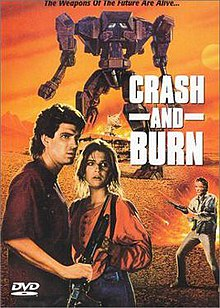 Crash and Burn (film).jpg