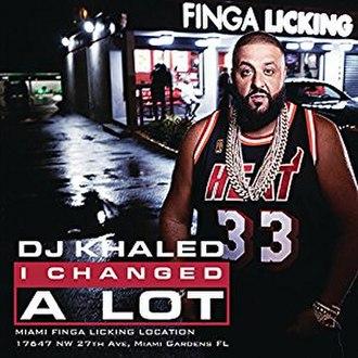 I Changed a Lot - Image: DJ Khaled I Changed A Lot