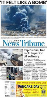 <i>Duluth News Tribune</i>
