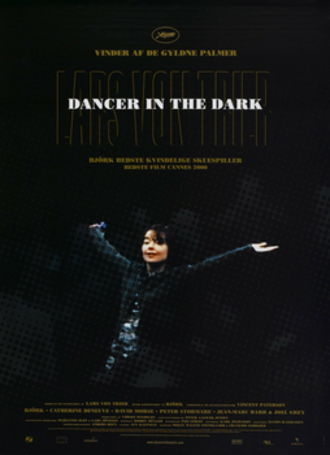 Dancer in the Dark - Theatrical release poster