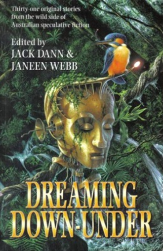 Dreaming Down-Under - Dreaming Down-Under first edition cover.