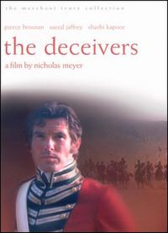 The Deceivers (film) - DVD cover