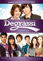 Degrassi season 10 Part 1 DVD