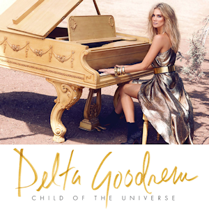 Child of the Universe (album) - Image: Delta Goodrem Child of the Universe