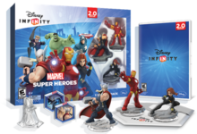 disney infinity: marvel super heroes - wikipedia