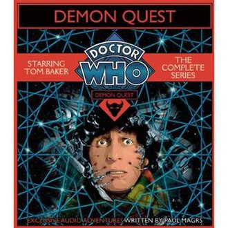 Demon Quest - Image: Doctor Who Demon Quest