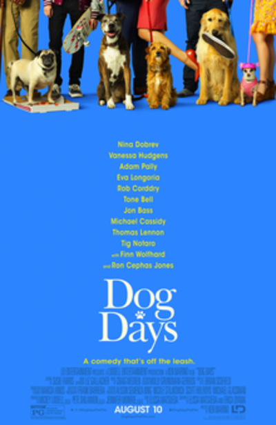 Picture of a movie: Dog Days