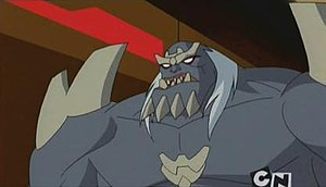 Doomsday (comics) - Doomsday in Justice League Unlimited.