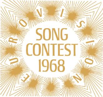 Eurovision Song Contest 1968 - Image: ESC 1968 logo