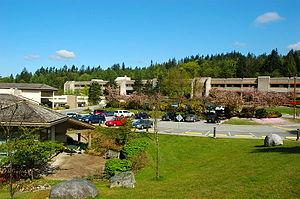 Eagle Ridge Hospital - Image: Eagleridgehospital
