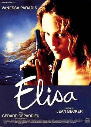 Élisa (film) - Film poster