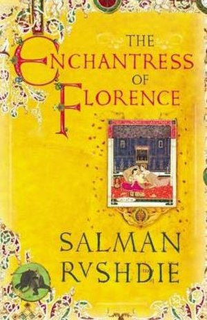 The Enchantress of Florence - Cover of the first edition