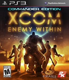 <i>XCOM: Enemy Within</i> 2013 video game