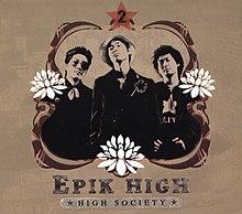 Epik High's second album cover