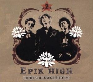 High Society (Epik High album)
