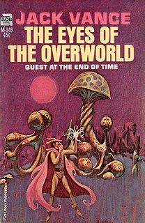 <i>The Eyes of the Overworld</i> novel by Jack Vance