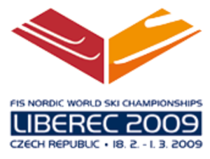 FIS Nordic World Ski Championships 2009 - Image: FIS Nordic WSC 2009 logo