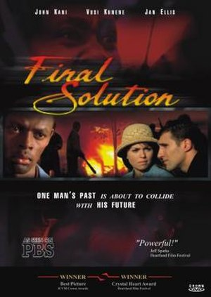 Final Solution (2001 film) - Image: Final Solution Film Poster