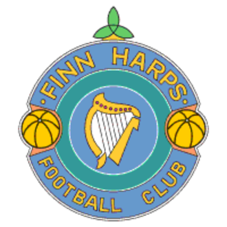 Finn Harps F.C. - Old Finn Harps crest.