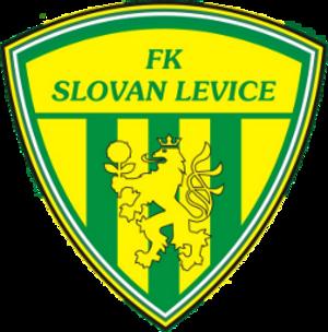 FK Slovan Levice - Image: Fk slovan levice