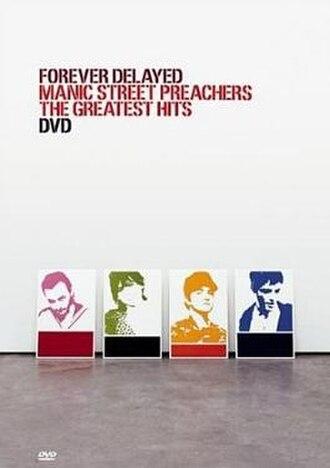 Forever Delayed - Image: Forever Delayed DVD cover