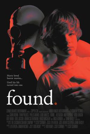 Found (film) - Theatrical poster