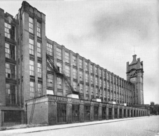 Fox Mill, Hollinwood