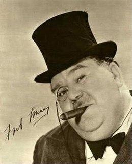 Fred Emney British actor