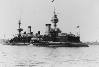 French battleship <i>Masséna</i>