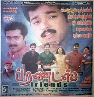 <i>Friends</i> (2001 film) 2001 Tamil comedy film by Siddique