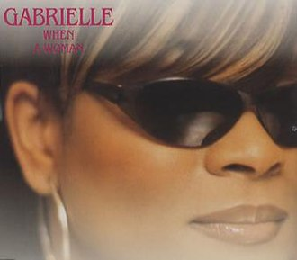 Gabrielle — When a Woman (studio acapella)