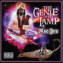 Attractive The Genie Of The Lamp