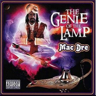 The Genie of the Lamp - Image: Genieofthelampmacdre