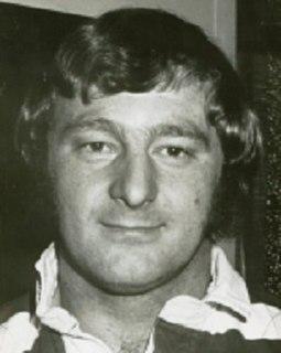 Geoffrey Clarkson English rugby union & league footballer